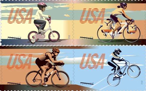 Kids' bike, touring bike, racing bike, BMX.
