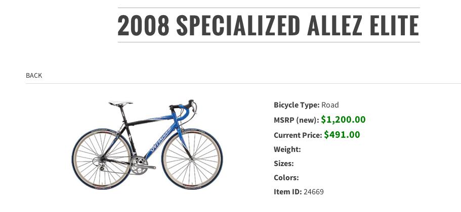 BicycleBlueBook